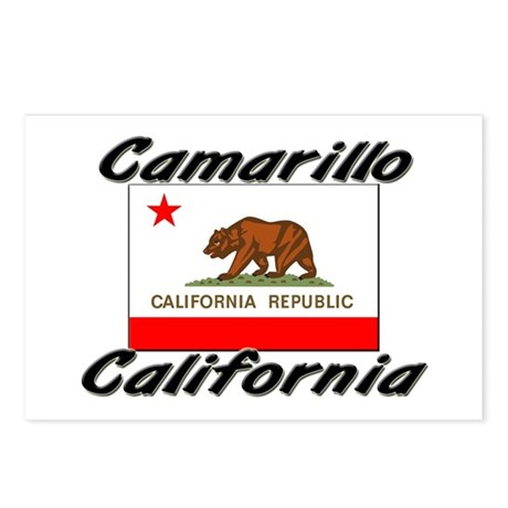 Camarillo California Postcards (Package of 8)