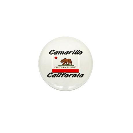 Camarillo California Mini Button