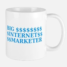 Big Internet Marketer Mug
