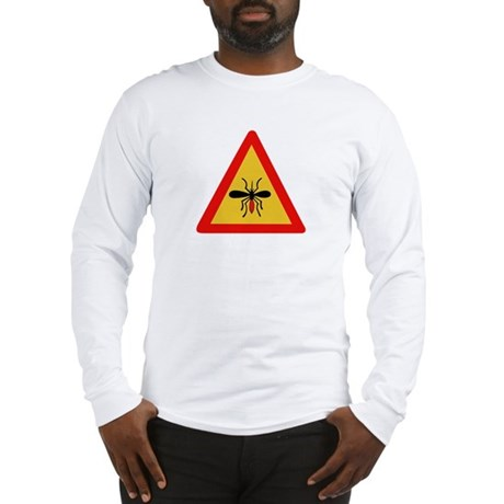 Beware of Mosquitoes, Finland Long Sleeve T-Shirt