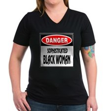 DANGER -- Sophisticated Black Shirt