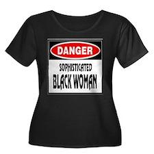 DANGER -- Sophisticated Black T