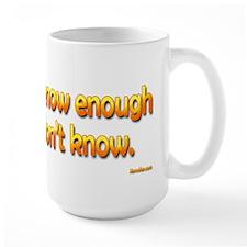 I don't even know enough... Mug