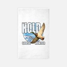 Goose Hunter Area Rug