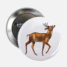 """Deer 2.25"""" Button (10 pack)"""