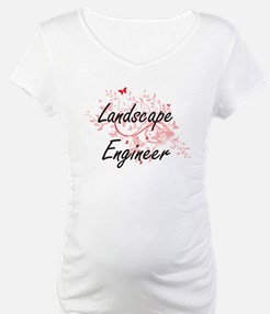 Landscape Engineer Artistic Job Shirt