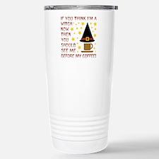 COFFEE WITCH Travel Mug