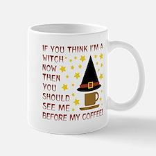 COFFEE WITCH Mugs