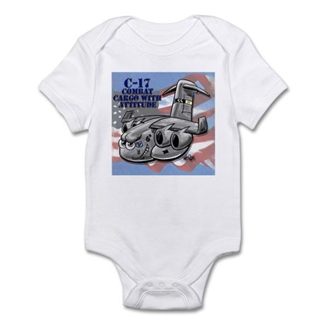 C-17 Globemaster III Infant Bodysuit
