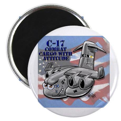 C-17 Globemaster III Magnet