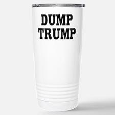 Dump Trump - Stainless Steel Travel Mug