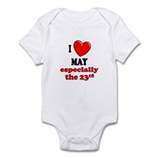 May 23rd Infant Bodysuit