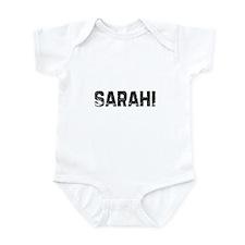Sarahi Infant Bodysuit