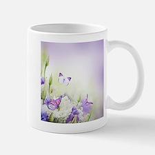Flowers and Butterflies Mug