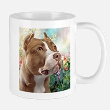 Pit Bull Painting Mug