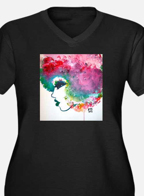 Essence Plus Size T-Shirt