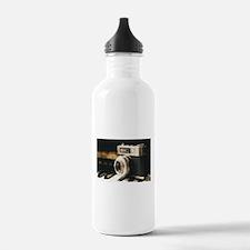 Vintage Camera Water Bottle