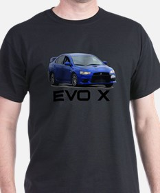 Evo Corner Work Black T-Shirt