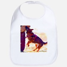 German Shepherd Protect 3 Bib