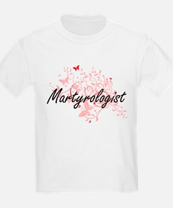 Martyrologist Artistic Job Design with But T-Shirt