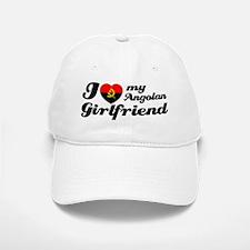 I love my Angolan girlfriend Baseball Baseball Cap