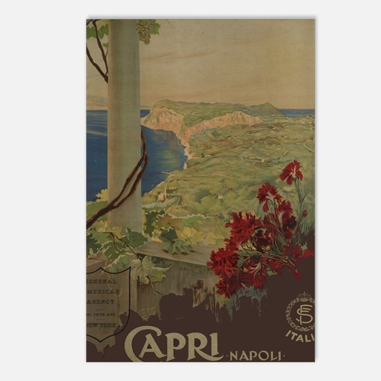 Cool Naples Postcards (Package of 8)
