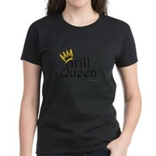 Grill Queen (pepper crown) T-Shirt