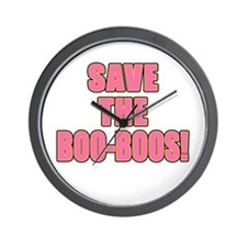 Save the BOO BOOs! Wall Clock