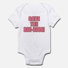 Save the BOO BOOs! Infant Bodysuit