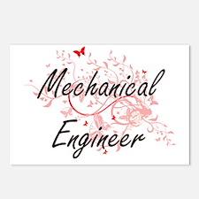 Mechanical Engineer Artis Postcards (Package of 8)