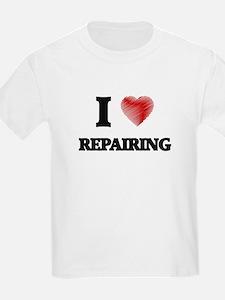 I Love Repairing T-Shirt
