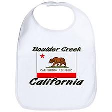 Boulder Creek California Bib