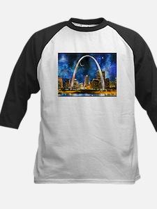 Spacey St. Louis Skyline Baseball Jersey
