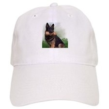 German Shepherd Mic Baseball Cap