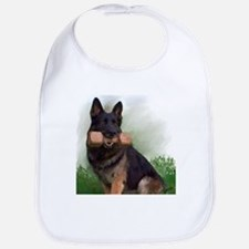 German Shepherd Mic Bib
