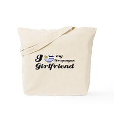 I love my Uruguayan Girlfriend Tote Bag