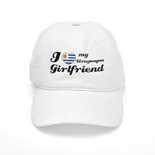I love my Uruguayan Girlfriend Baseball Cap