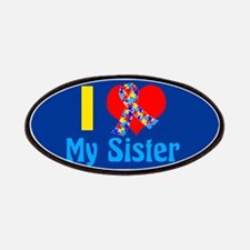 Autism Sister Patch
