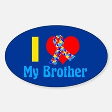 Autism Brother Decal
