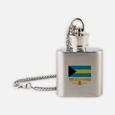The Bahamas Flask Necklace
