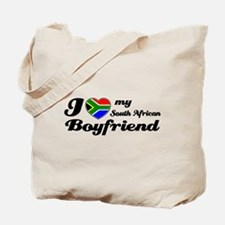 I love South African Boyfriend Tote Bag