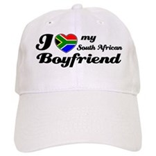 I love South African Boyfriend Baseball Cap