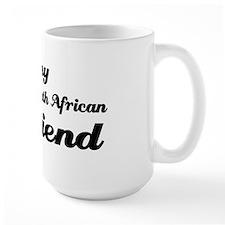 I love South African Boyfriend Mug