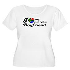 I love South African Boyfriend T-Shirt