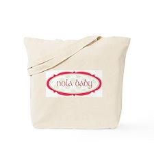 NOLA Baby Tote Bag