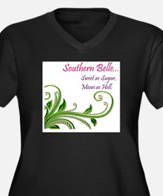 Southern Belle Plus Size T-Shirt