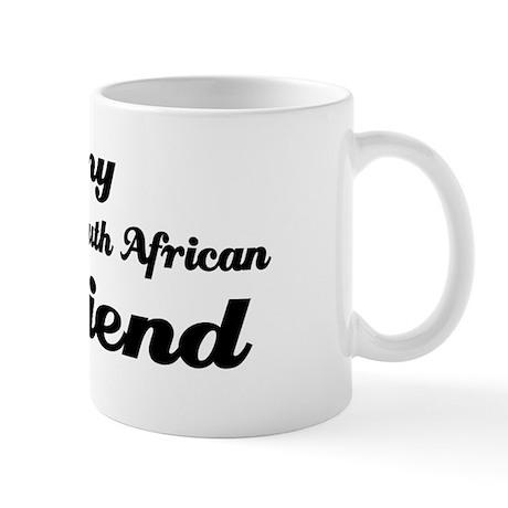 I love my South african Girlfriend Mug