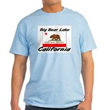 Big bear lake Mens Light T-shirts
