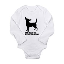 Chihuahua Body Suit