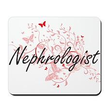 Nephrologist Artistic Job Design with Bu Mousepad